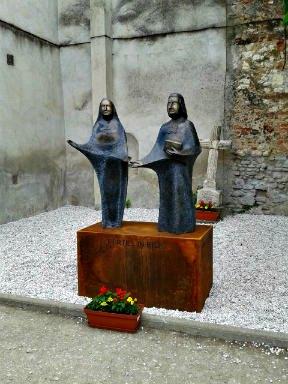 Statues des Fondateurs